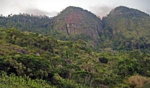 Tapuio Peaks