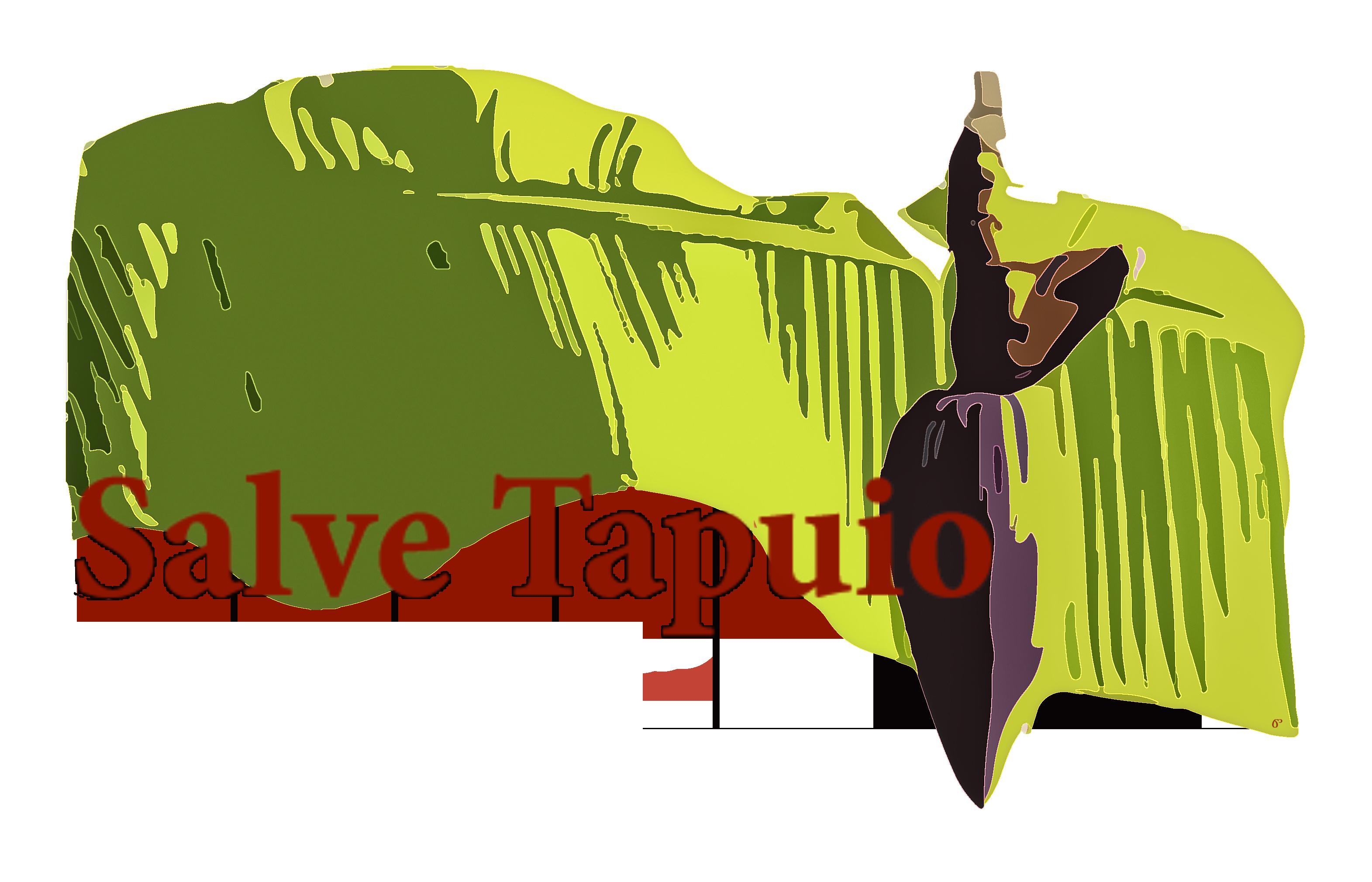 Salve Tapuio, caçadores, meio ambiente